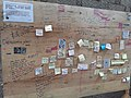 HK 中環 Central 贊善里 Chancery Lane lennon wall October 2019 SS2 26.jpg