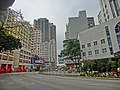 HK 油麻地 Yau Ma Tei 窩打老道 Waterloo Road view Fire Station Jan-2014.JPG