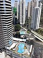 HK Admiralty 金鐘道 Queensway 太古廣場 Pacific Place office view nearby swimming pool n buildings April 2021 SS2 02.jpg