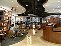 HK CWB 皇室堡 Windsor House mall cafe Pacific Coffee interior.JPG