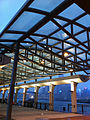 HK Central Pier 10 cover view 08 night rainy day Oct-2012.JPG