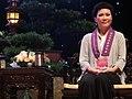 HK Hung Hom 香港體育館 Coliseum May-2013 香港佛教聯合會 Hong Kong Buddhist Association 陳潔靈 Elisa Chan.JPG