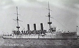 Sinking of SS Kaiser Wilhelm der Grosse - Highflyer