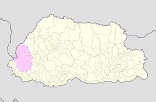 Haa District District of Bhutan