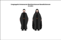 Habit of the Benedictine monks of the congregation of the Armenian Mechistarists.png