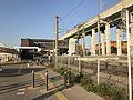 Hainuzuka Station from southwest.jpg