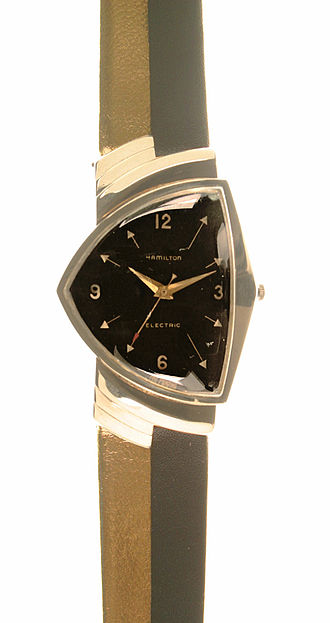 Hamilton Watch Company - Hamilton Ventura, 1957