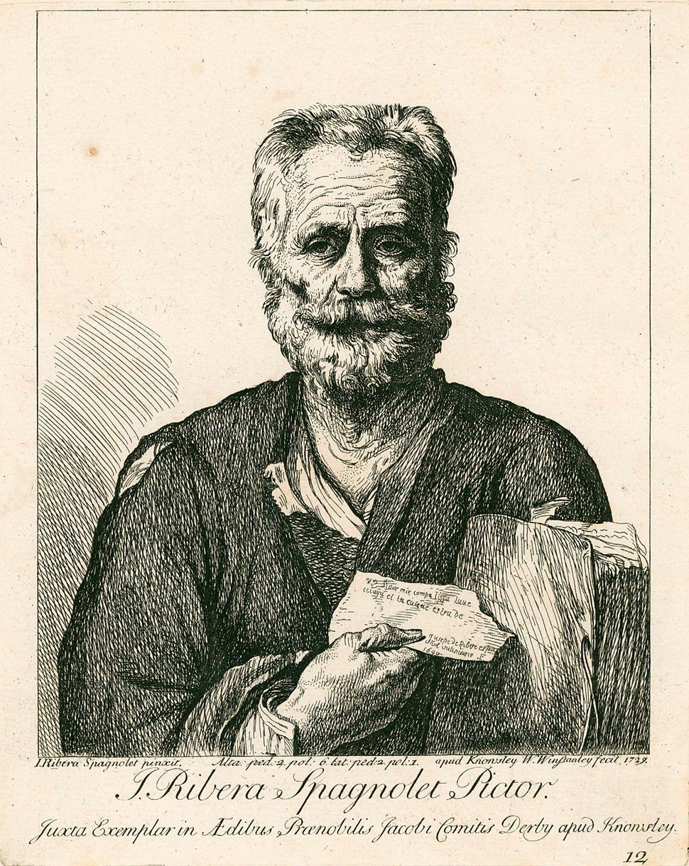 Hamlet Winstanley - Self-portrait of Jusepe de Ribera.jpeg