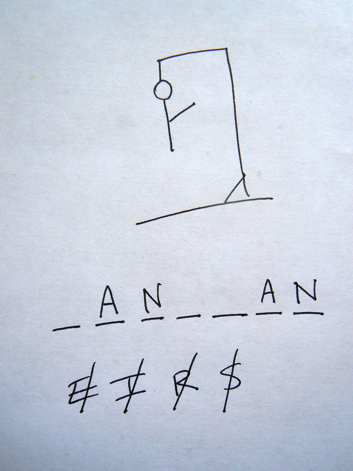 Hangman Game Wikipedia