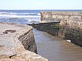 Harbour entrance, Seaton Sluice - geograph.org.uk - 1736555.jpg