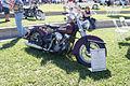 Harley Davidson FL Hydra-Glide 1949 RSideFront Lake Mirror Cassic 16Oct2010 (14877219855).jpg