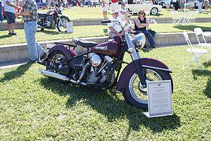Brooks Stevens - The 1949 Harley Davidson FL Hydra-Glide