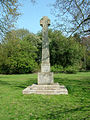 Harmer Green War Memorial - geograph.org.uk - 170275.jpg