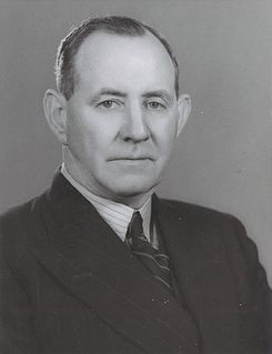 Harold Thorby Australian politician