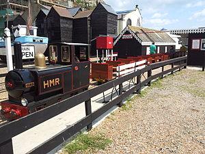 Hastings Miniature Railway - Wikipedia