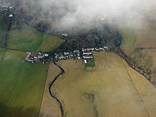 Haughhead Human settlement in Scotland