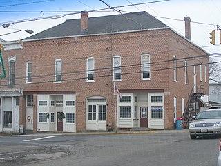 Hayesville, Ohio Village in Ohio, United States
