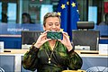 Hearings of Margrethe Vestager DK, vice president-designate for a Europe fit for the digital age (48865589776).jpg