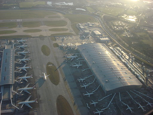 Heathrow Airport 014
