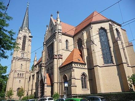Heilig-Geist-Kirche (Mannheim) - Wikipedia