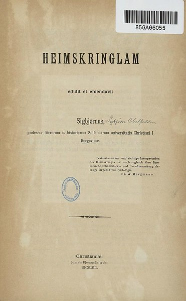 File:Heimskringlam.djvu