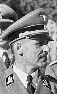 Heinrich Müller (Gestapo) German police official and head of the Gestapo