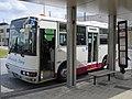 Heisei Enterprise Bus at Minami-Sakurai Station 02.jpg