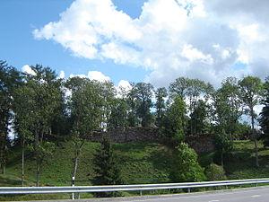 Helme, Estonia - Image: Helme linnus 1