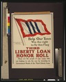 Help our town win the right to fly this flag-Third Liberty Loan honor roll LCCN00652897.tif