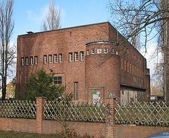 Hennigsdorf - Former rectifier factory