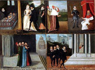 Franco-Savoyard War (1600–1601) - Image: Henri IV et la guerre de Savoie
