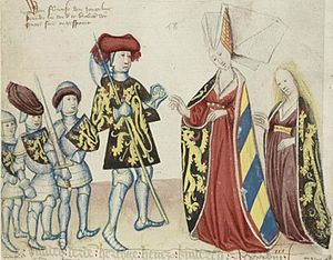 Adelaide of Burgundy, Duchess of Brabant