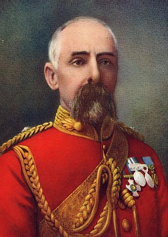Henry Parke Airey - Colonel Henry Airey c. 1902