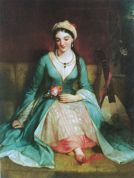 450px-Henry_Pickersgill_-_Greek_maiden_-_1829.jpg