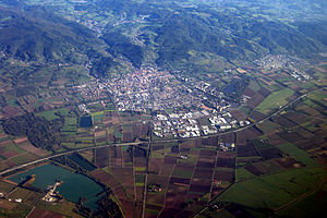 Heppenheim - Aerial photography