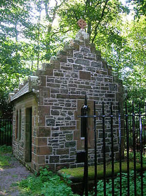 The Hermitage, Friars Carse - Burns's Hermitage