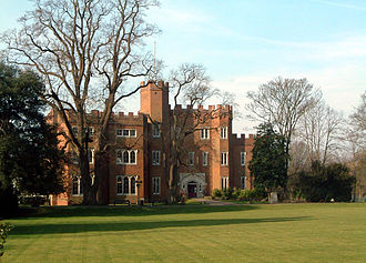Hertford Castle - Image: Hertford Castle