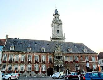 Hesdin - Town hall