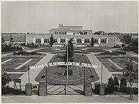 Het gebouwencomplex Treslong in Hillegom in 1952.jpg