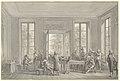 Het gehoor musicerend gezelschap in een salon, objectnr TA 10656.jpg