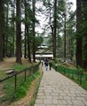 Hidimba Devi Temple Conplex - North-west View - Manali 2014-05-11 2700-2701.TIF