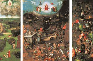 Hieronymus Bosch The Last Judgement