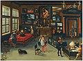 Hieronymus Francken (II) - A Collector's Cabinet.jpg