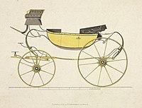 High perch sociable barouche carriage, 1816.jpg