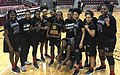 Hightower High School's girls basketball team qualifying for the UIL state tournament; conference 5A.jpg