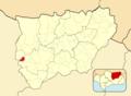 Higuera de Calatrava municipality.png