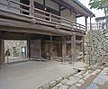 Hikone catle , 彦根城 太鼓門櫓 - panoramio (1).jpg