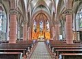 Hilbringen St. Petrus in Ketten Innen 01.JPG