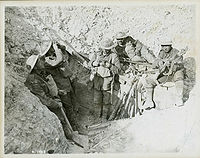 Hill 70 - Canadians in captured trenches.jpg