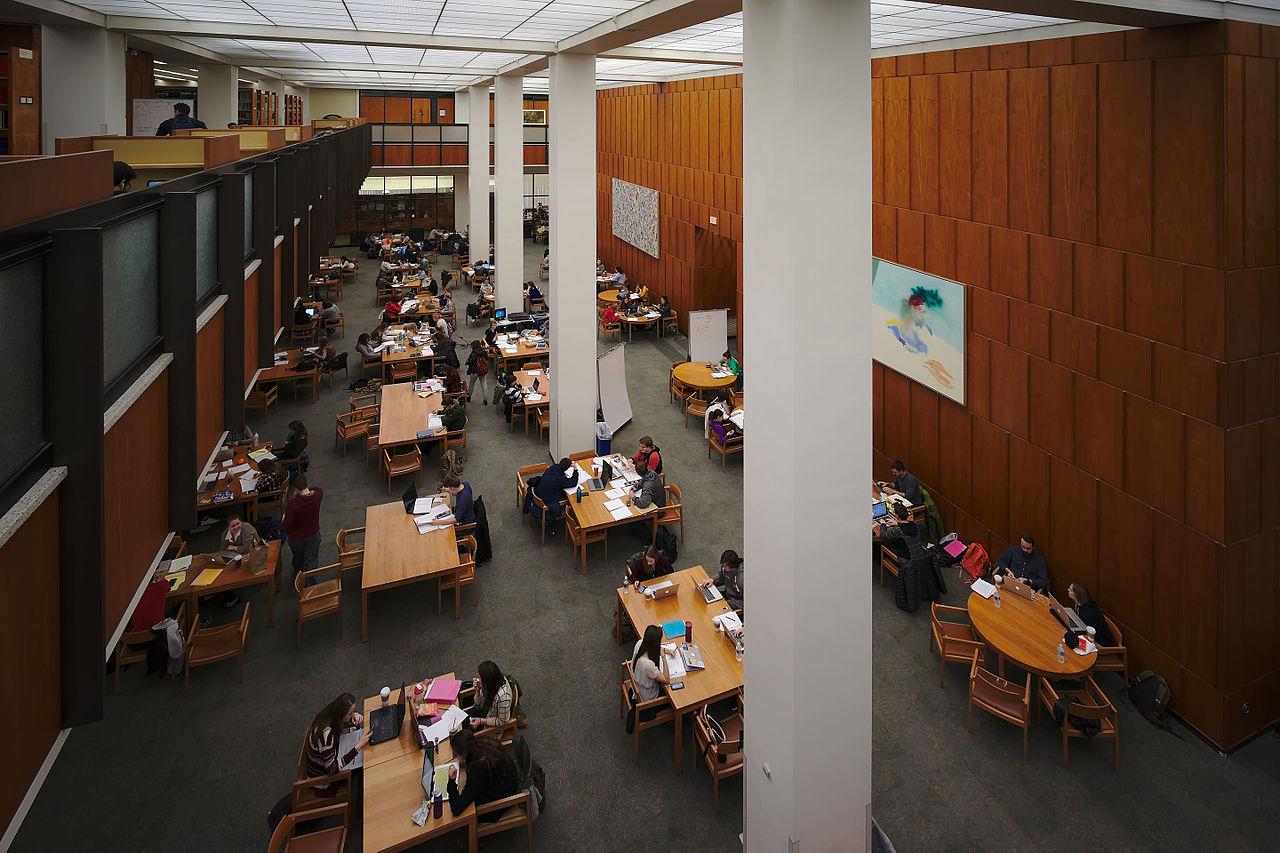 Hillman Library - Wikiwand